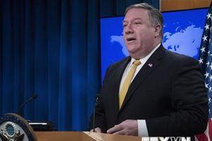 Ngoại trưởng Mỹ bắt đầu công du tới khu vực bị ông Trump 'chỉ trích'