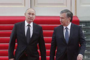 Uzbekistan và Nga ký các thỏa thuận kinh tế trị giá hơn 27 tỷ USD