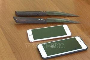 Truy sát khiến 5 người bị thương xuất phát từ 'chửi thề'