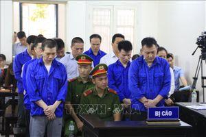Phạt tù chung thân Tổng Giám đốc CIMCO
