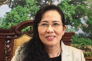 Nữ Ủy viên Trung ương Đảng và cơ duyên với ngành Thanh tra