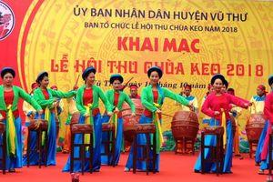 Thái Bình: Khai mạc Lễ hội chùa Keo