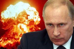 Putin: Tấn công hạt nhân vào Nga đồng nghĩa với chấm dứt hành tinh