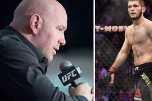Bố già UFC đáp trả lời 'hù dọa' của Numagomedov
