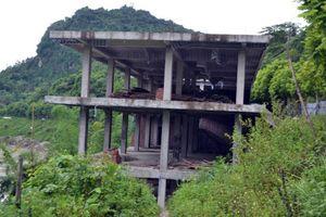 Kỳ 4 - Hàng loạt sai phạm đất đai ở TP Hà Giang: Nhiều công trình xây ngoài diện tích được cấp phép