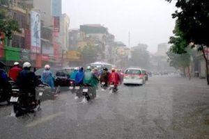 Dự báo thời tiết: Mưa lớn diện rộng ở Nam Bộ, Nam Trung Bộ