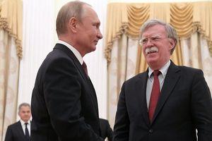 Tổng thống Putin có thể gặp gỡ 'diều hâu' nước Mỹ