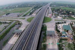 Đầu năm 2020 sẽ bắt đầu thi công các dự án PPP của cao tốc Bắc – Nam phía Đông
