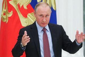 Tổng thống Putin: 'Phi đô la hóa' vì an ninh của nền kinh tế Nga