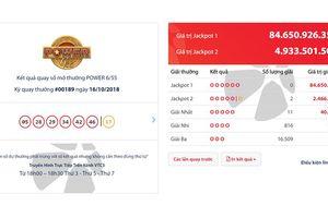 Xuất hiện tỷ phú Jackpot đầu tiên ở Nghệ An