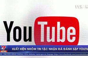 Xuất hiện nhóm tin tặc nhận đã đánh sập Youtube