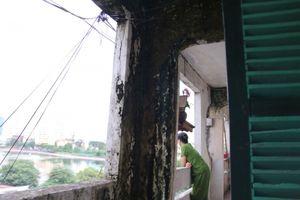 Hà Nội xin cơ chế tự quyết cải tạo chung cư cũ
