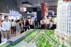Hơn 1.500 gian hàng của 18 nước tham dự triển lãm quốc tế Vietbuild lần thứ 3