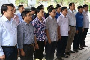 Nghệ An: Tưởng niệm 50 năm ngày hy sinh của 13 anh hùng liệt sỹ Truông Bồn