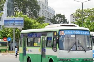 TP.HCM: Nhiều xe buýt trợ giá bỏ tuyến vì không đủ kinh phí