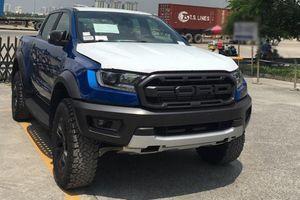 Ford Ranger Raptor về đại lý, sẵn sàng bàn giao tới khách hàng