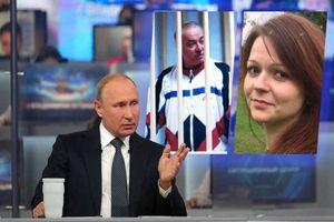 Từ vụ nhà báo mất tích, ông Putin nhắc tới sự 'thiếu công bằng' với nước Nga
