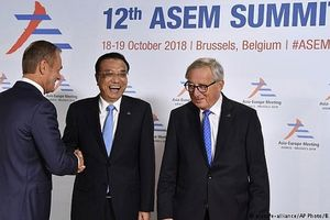 Các nhà lãnh đạo Á-Âu tái khẳng định chủ nghĩa đa phương