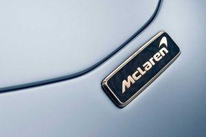 Logo trên McLaren Speedtail sẽ 'sang chảnh' hơn cả Rolls-Royce