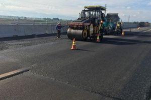 Sự thật 'hư hỏng' lún đường đầu cầu cao tốc Đà Nẵng-Quảng Ngãi