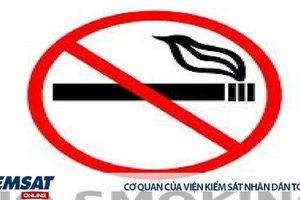 Từ ngày 15/11: Áp dụng quy định cấm và hạn chế cảnh hút thuốc trong điện ảnh, sân khấu