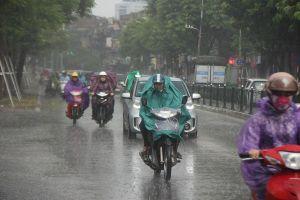 Dự báo thời tiết (19/10): Mưa trải dài từ Bắc tới Nam