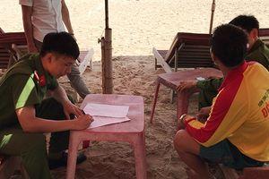 Khách Trung Quốc đột quỵ tử vong khi đang tắm biển Đà Nẵng