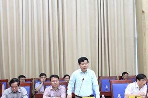 Kiểm tra hoạt động công vụ tại tỉnh Nghệ An