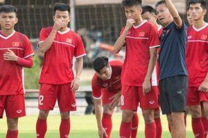 U19 Việt Nam - U19 Jordan (16h ngày 19/10): Bắt đầu hành trình chinh phục
