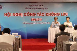 VATM: Hội nghị công tác Không lưu năm 2018