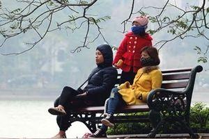 Miền Bắc lạnh tăng cường, Hà Nội thấp nhất 19 độ C