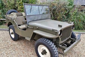 Ngắm nhìn Jeep Willys trong bộ sưu tập của Steve McQueen