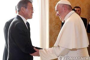 Giáo hoàng lên tiếng về khả năng thăm Triều Tiên