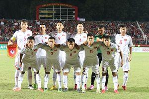 Danh sách 22 tuyển thủ U19 Việt Nam tham dự vòng bảng U19 châu Á 2018