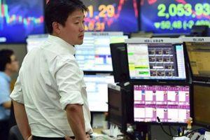Chứng khoán châu Á diễn biến trái chiều phiên giao dịch cuối tuần
