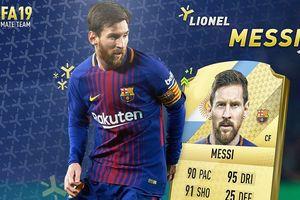 Lionel Messi và top 10 cầu thủ 'nhỏ con' lợi hại nhất FIFA 19
