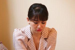 Hari Won bật khóc khi nhắn gửi lời ngọt ngào đến Trấn Thành
