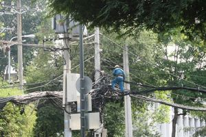 Phòng tránh sự cố điện mùa mưa bão