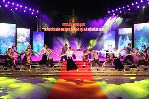 Khai mạc Tuần lễ Văn hóa – du lịch Sơn La tại Hà Nội