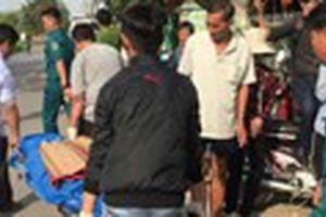 Tai nạn kinh hoàng tại Sài Gòn: 2 người chết, 3 người bị thương nặng, giao thông ùn tắc nghiêm trọng