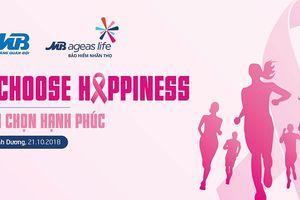 Sự kiện 'Tôi chọn hạnh phúc - I choose happiness' vì những người phụ nữ Việt tại Bình Dương