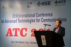 Hội nghị quốc tế về công nghệ tiên tiến trong lĩnh vực truyền thông năm 2018 diễn ra tại TP.HCM