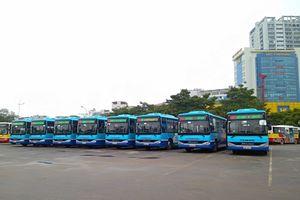 Thêm tuyến xe buýt đi sân bay Nội Bài giá vé 8000 đồng