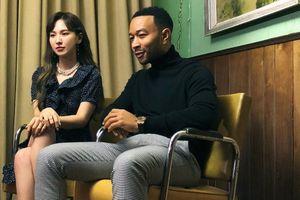 Giải mã sức quyến rũ của John Legend và Wendy trong sản phẩm mới
