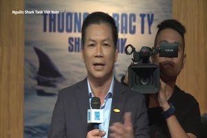 Shark Hưng giả thí sinh kêu gọi 1 tỷ USD cho dự án 'khởi nghiệp'