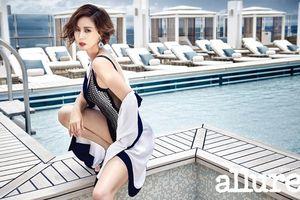 Kim Sung Ryung - hoa hậu 51 tuổi trẻ đẹp, gợi cảm và giàu có ở showbiz