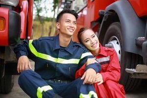 Lính cứu hỏa nữ đầu tiên ở Quảng Trị và chuyện tình 114 có hậu