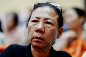 Người dân Thủ Thiêm lại trào nước mắt tại cuộc gặp Bí thư Nhân