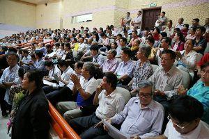 TP Hồ Chí Minh: Bí thư Thành ủy Nguyễn Thiện Nhân cam kết xử lý nghiêm những cá nhân, tổ chức gây ra sai phạm ở Thủ Thiêm