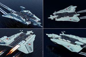 Việt Nam đã tiếp cận kỹ thuật quái vật biển Ekranoplan?